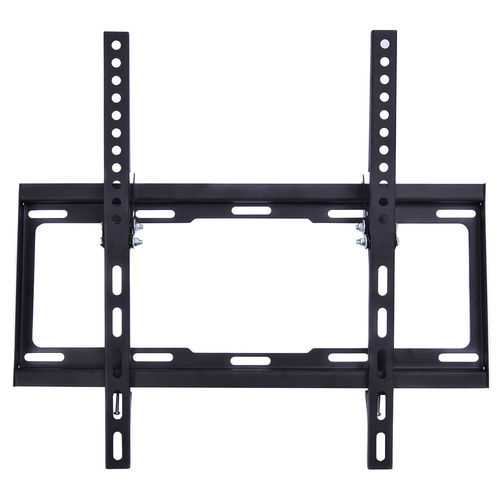 LCD LED Plasma Flat Tilt TV Wall Mount Bracket 26 27 32 37 40 42 46 47 50 55""