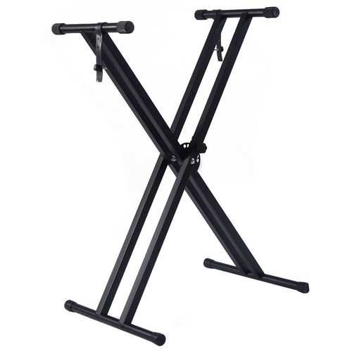 Adjustable Music Keyboard Electric Piano X-Stand Rack