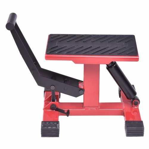 Height Adjustable Motorcycle Dirt Bike Lift Table