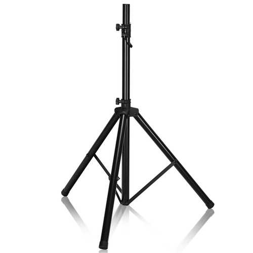 "Pair 38"" - 74"" Height Adjustable Tripod Speaker Stands"