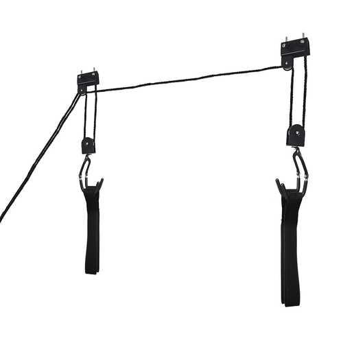 Bicycle Garage Storage Lift Kayak Hoist Hanger Rack