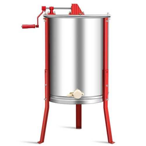 Stainless Steel Honey Extractor Honeycom Beekeeping Equipment