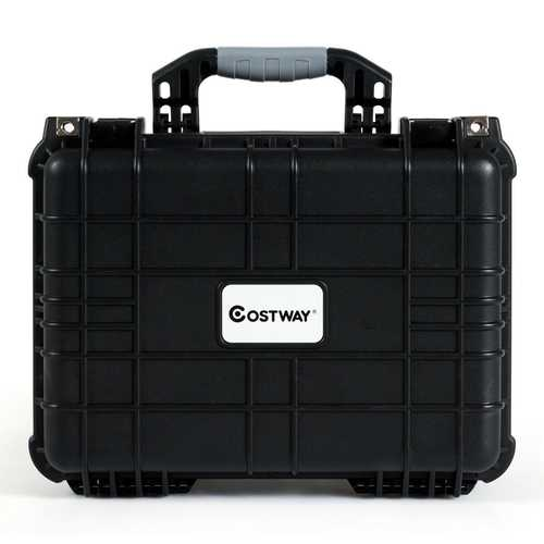 Weatherproof Shockproof Camera Hand Case Lens Box