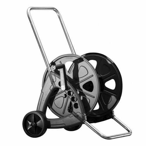 Dirable Garden Hose Reel Cart Holds