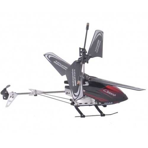 3-Channel RC iPhone Remote Control Helicopter iPhone Control Black New