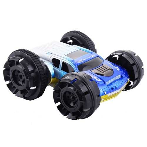 Double Sided Electric Remote Control Stunt Car