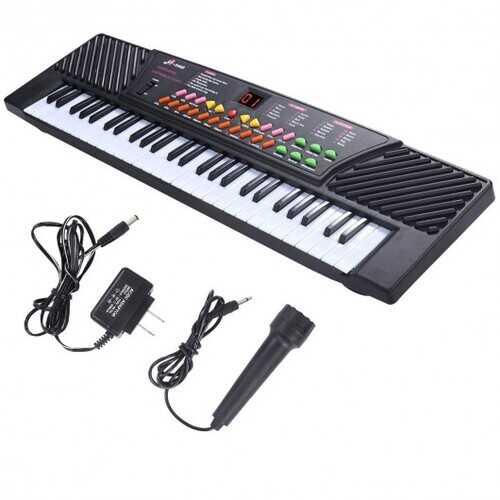 54 Keys Kids Electronic Music Piano
