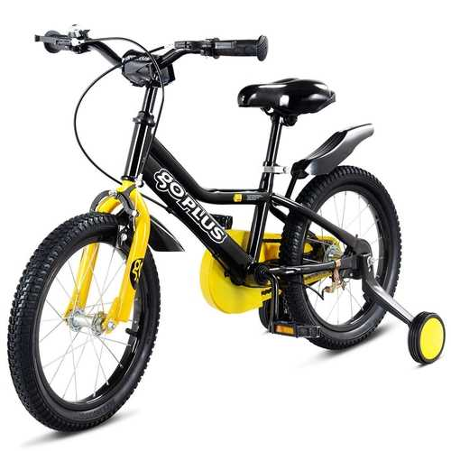 "Kids Bike for Outdoor Sports with 12"" Training Wheel"