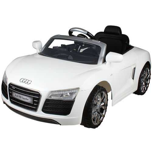12 V 2 Colors Audi R8 Spyder Kids Car w/ MP3+RC