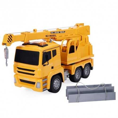 1/18 5CH Remote Control RC Crane Heavy Construction Lifting Truck