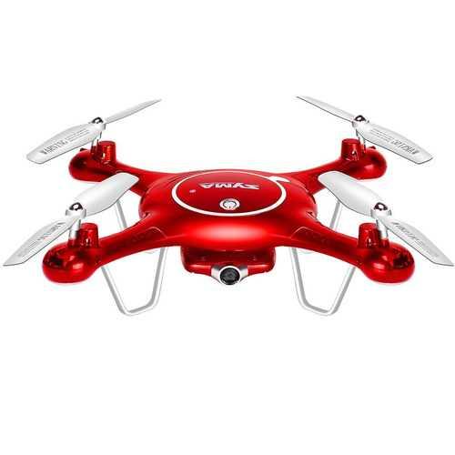 Syma X5UW 2.4G 4CH Wifi FPV RC Quadcopter with 720P HD Camera
