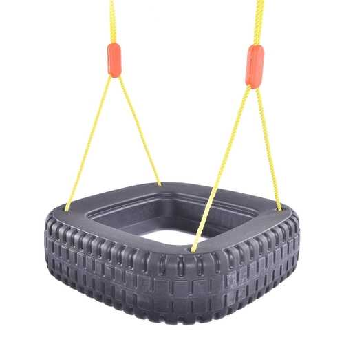 Classic Children Tire Swing Set for 2 Kids