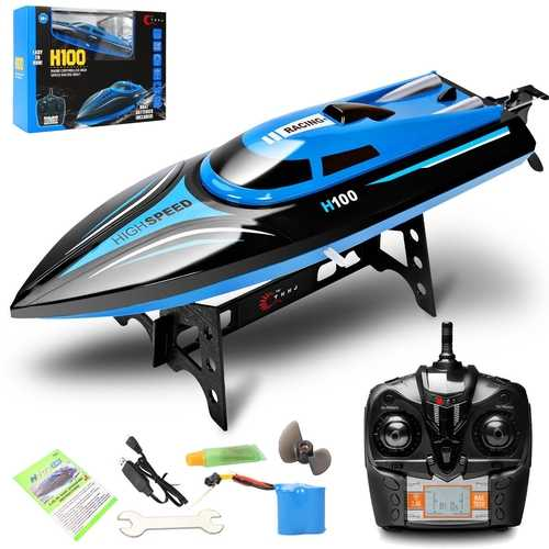 H100 2.4 G Radio Controlled RC High Speed Racing Boat
