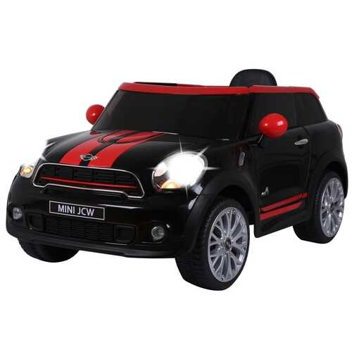 12 V Electric Remote Control Kids Ride On Car-Black