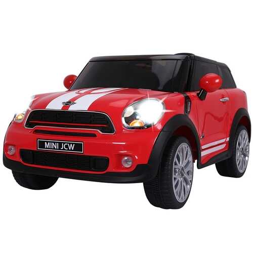12 V Electric Remote Control Kids Ride On Car-Red