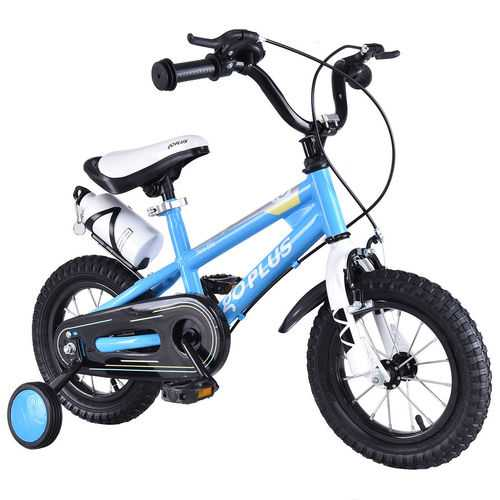 """12"""" Freestyle Children Boys & Girls Bicycle with Training Wheels"""