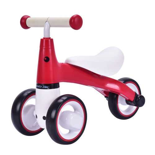 Christmas Gift no-Pedal Kids Riding Balance Bike