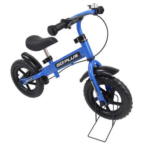"12"" Three Colors Kids Bicycle Scooter with Brakes and Bell"