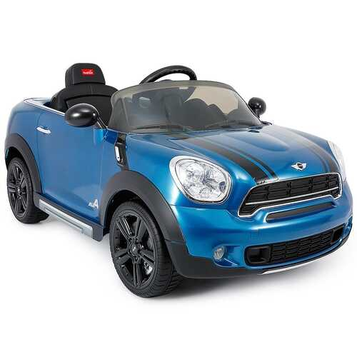 12 V Electric R/C Remote Control Kids Car-Blue