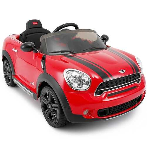 12 V Electric R/C Remote Control Kids Car-Red