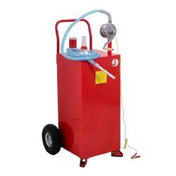 30 Gallon Gas Tank Storage Diesel Fuel Caddy