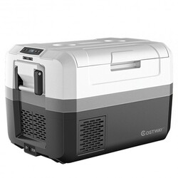 Category: Dropship Coolers, SKU #EP24447US, Title: 48 Quart Portable Electric Car Camping Cooler