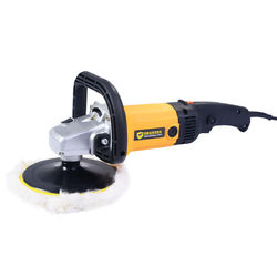 "7"" Variable Speed Electric Multifunctional Polisher Buffer Polisher Grinder"