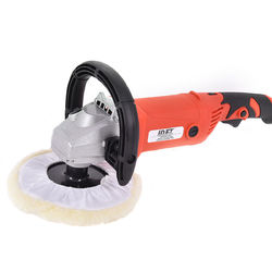 """7"""" Variable Speed Mulifunctional Polisher Buffer Waxer w/ Accessories"""