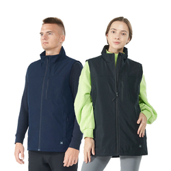 Men' & Women' Electric USB Heated  Sleeveless Vest