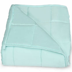 """41"""" x 60"""" Premium Cooling Heavy Weighted Blanket-7 lbs"""