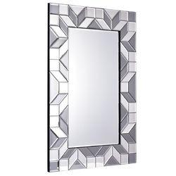 "23.5"" x 35.5"" Rectangular Wall-Mounted Vanity Glass Mirror"
