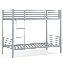 Bedroom Kids Adult Metal Ladder Twin Bunk Beds Frame