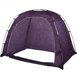 Bed Indoor Privacy Play Tent on Bed with Bag