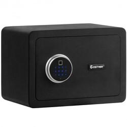 Fingerprint Safe Box Security Box with LED Light