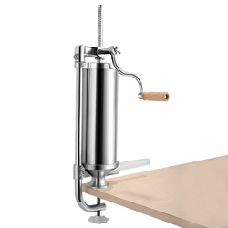 3 L Stainless Steel Vertical Sausage Stuffer Maker