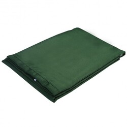 """Swing Top Canopy Replacement Cover - Color: Green - Size: 66"""" L x 45"""" W"""