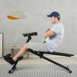 Category: Dropship Exercise Benches, SKU #SP36918, Title: Multi-Functional Adjustable Full Body Exercise Weight Bench