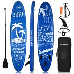 Inflatable & Adjustable Stand Up Paddle Board-S