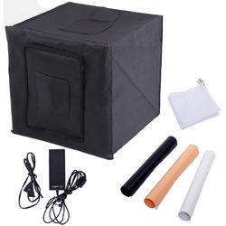 """24"""" Foldable LED Photo Studio"""