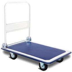 660lbs Folding Platform Cart Dolly Hand Truck