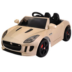 Category: Dropship Electric Riding Vehicles, SKU #TY324143, Title: 12 V Jaguar F-TYPE Kids Ride on Car w/ MP3 + RC
