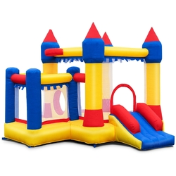 Inflatable Bounce House Castle without Blower