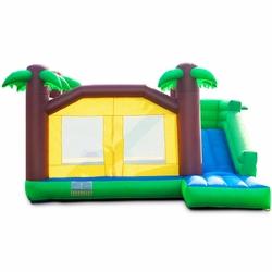 Inflatable Jungle Bounce House Jumper Castle