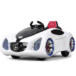 Powered  Kids Remote Control Ride Car with MP3