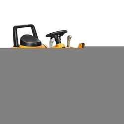 Kids Ride On Excavator Digger 6V Battery Powered Tractor -Yellow - Color: Yellow