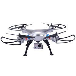 Syma X8HG 2.4Ghz 4CH 6-Axis Gyro RC Quadcopter with HD Camera RTF