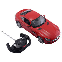 1:14 Mercedes AMG GT Licensed Remote Control Car w/Opening Door
