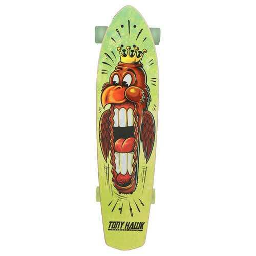 Tony Hawk 34 Inch Big Hawk Mouth Cruiser Skateboard