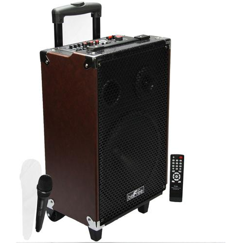 "beFree Sound 10"" Portable Speaker"