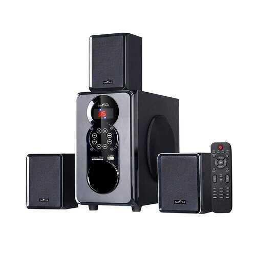 beFree Sound 3.1 Channel Bluetooth Surround Sound Speaker System